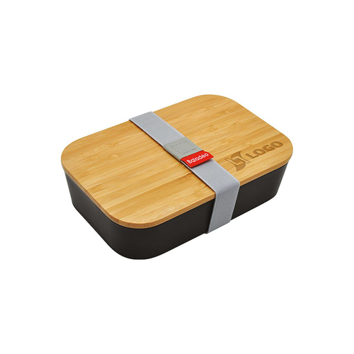 Bento AKITA bambou 850 ml - lunchbox 1 compartiment