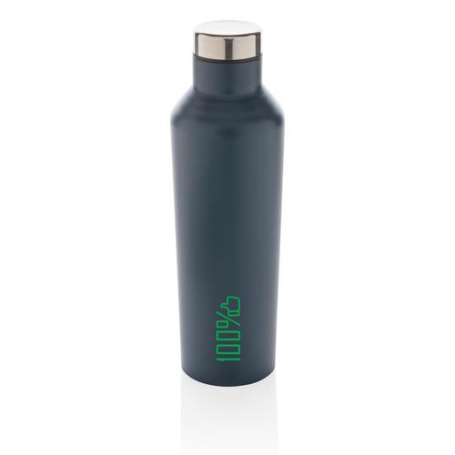 Bouteille isotherme 500 ml en acier inoxydable, Design moderne