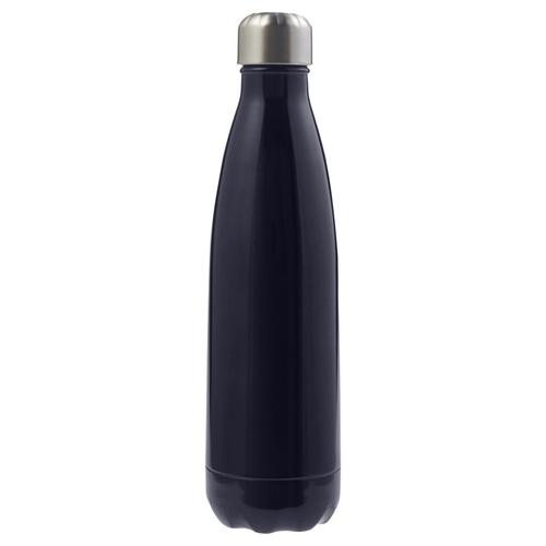 Bouteille isotherme réutilisable GISO 500 ml acier inox