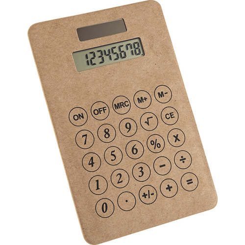 Calculatrice écoresponsable Metmaxx®
