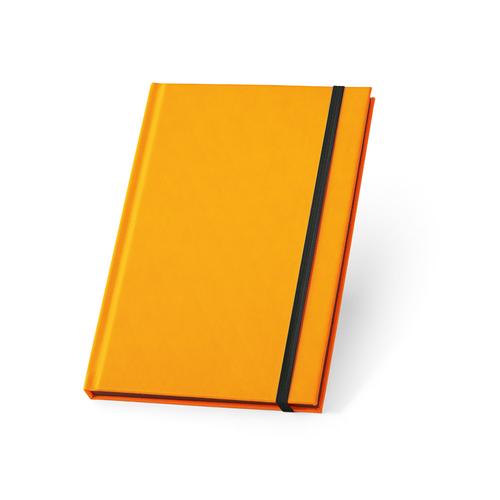 Carnet A5 WATTER fluorescent - couverture rigide