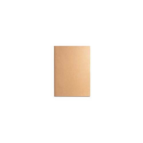 Carnet A6 ALCOTT - en papier recyclé