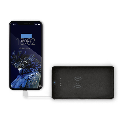 Chargeur à induction et powerbank 6000 mAh