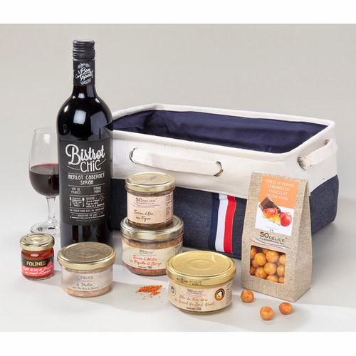 Coffret gourmand  FRENCH TOUCH