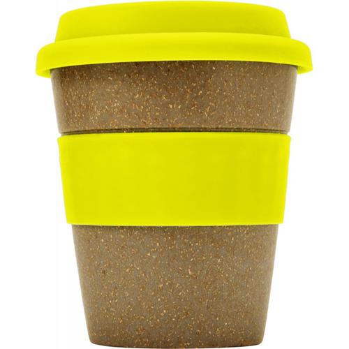 Gobelet réutilisable, mug en fibre de bambou EKOGY