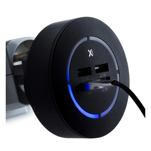 HUB avec indicateur lumineux 4 ports USB