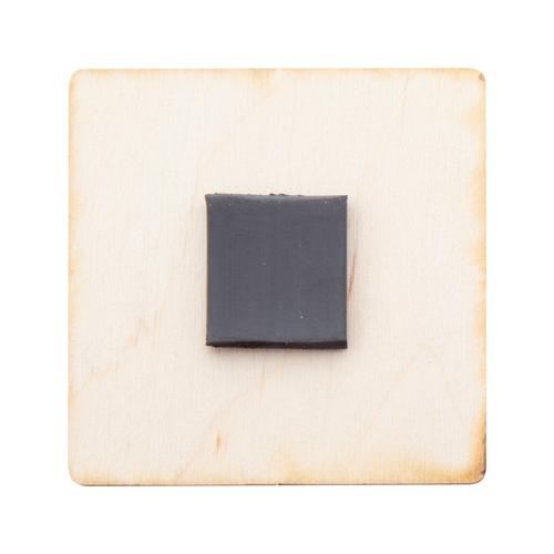 Magnet en bois de bouleau sur mesure