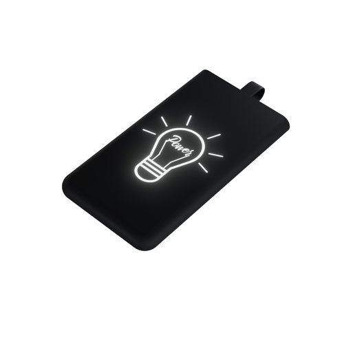 Mini Powerbank 3000 mAh avec câble 3 en 1