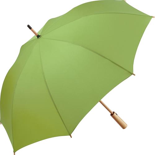 Parapluie automatique en bambou et RPET Okobrella