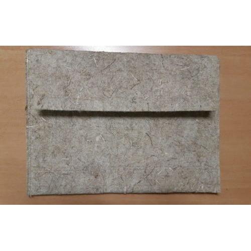 Pochette Porte documents 100% en fibre de Chanvre