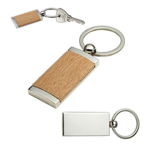 Porte-clés en bois SHERWOOD