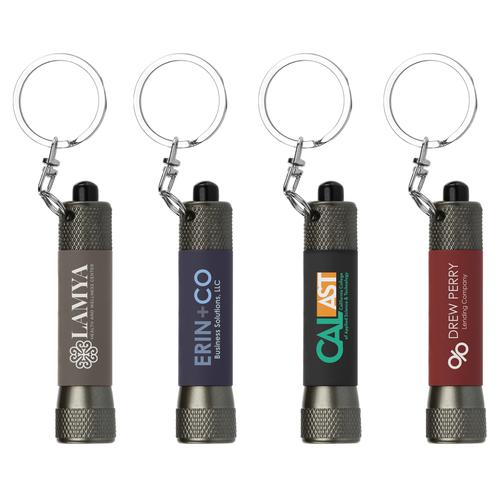 Porte clés Mc Queen en acier et soft touch