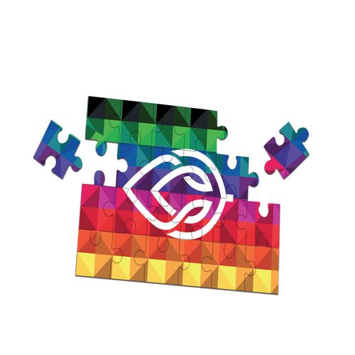 Puzzle en magnet
