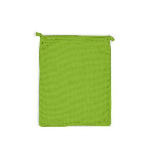 Sac filet à légumes 25x30cm 100% coton OEKOTEX - 5 coloris au choix