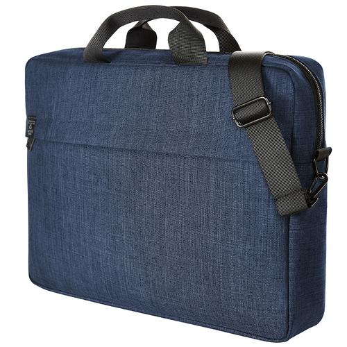 Sacoche ordinateur 15 pouces  100% RPET - fixation valise