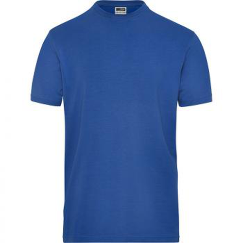 T-shirt de travail homme Coton BIO, manches courtes 180g