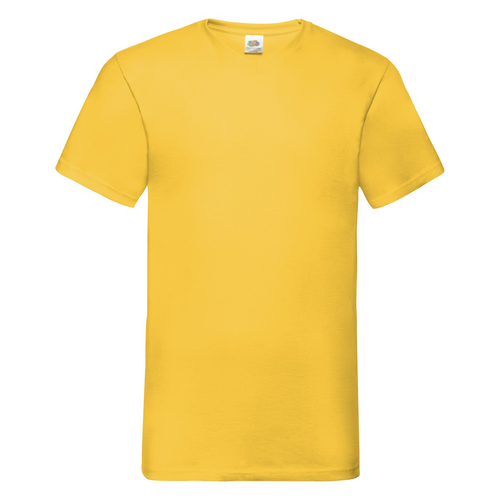 T-shirt homme en coton VALUEWEIGHT V-NECK